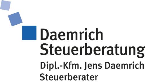 Jens Daemrich Steuerberatung - Logo